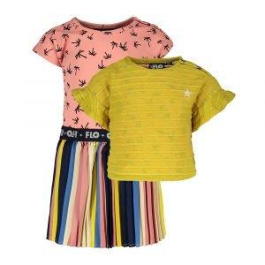 Like Flo jurk met top