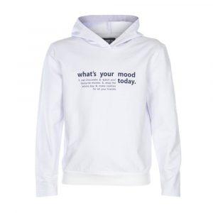 KIE stone hoodie