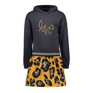Like Flo hoodie jurk
