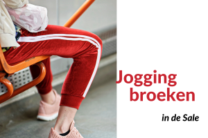 Jogging en sweatpants