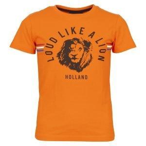 oranje thirt leeuw jongen