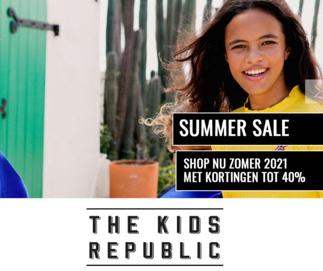 kinderkleding zomer sale