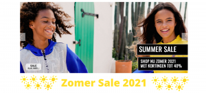zomer sale kinderkleding 2021