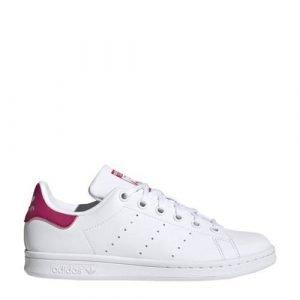 adidas Originals Stan Smith Vegan sneakers wit/roze