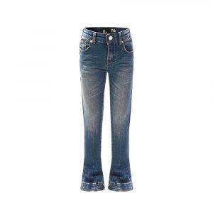 Dutch Dream Denim flaired jogg jeans