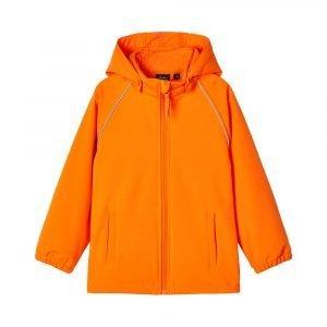 Name It softshell zomerjas