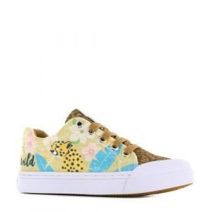 Go Banana's Leopardo sneakers beige/multi